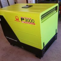 Pramac P9000 Used generator