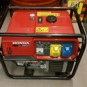 Used Honda generator for sale