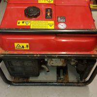 Honda EM2200 used petrol generator