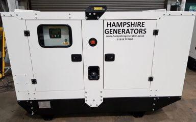 50kVA perkins diesel generator southampton