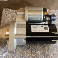DHY8000SELR Starter Motor Hyundai