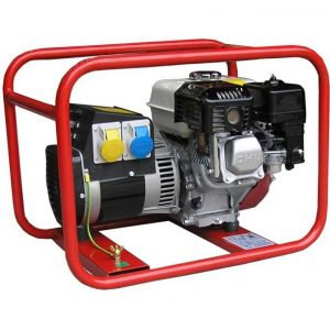 HGI 3.5KVA 110V 230V HONDA POWERED PORTABLE PETROL GENERATOR