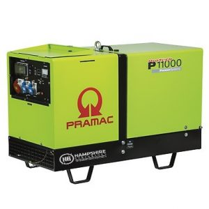 Pramac-P11000-10kVA-8.6kW-Diesel-Generator-3PH-400-230v