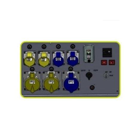 Pramac-P11000-230V-110V-Sockets