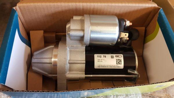 Hyundai generator starter motor