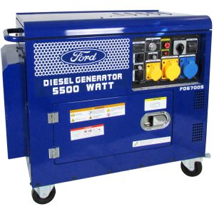 Hampshire Generators Ford Generators