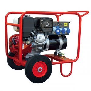 HGI-'HIRE-PLUS'-6.25-KVA-110V-230V-DUAL-VOLTAGE-HONDA-POWERED-PORTABLE-PETROL-GENERATOR