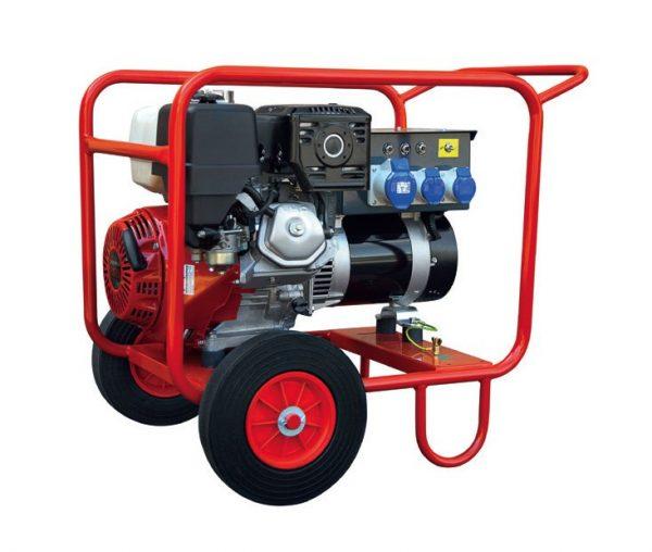 HGI-'HIRE-PLUS'-6.25-KVA-110V-230V-DUAL-VOLTAGE-HONDA-POWERED-PORTABLE-PETROL-GENERATOR