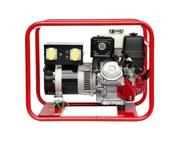 HGI-'HIRE-PLUS'-SITE-5.0-KVA-110V-HONDA-POWERED-PORTABLE-PETROL-GENERATOR