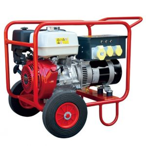 HGI-'HIRE-PLUS'-SITE-6.25-KVA-110V-HONDA-POWERED-PORTABLE-PETROL-GENERATOR