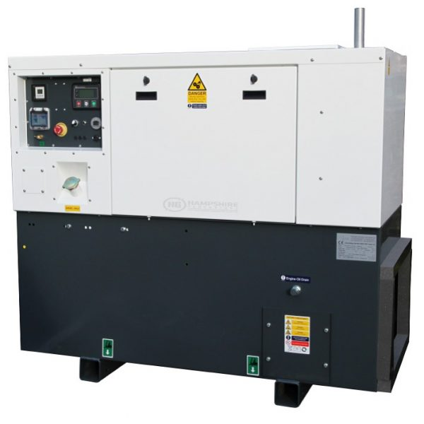HGI-WA200-'WELF-AIR'-20KVA-230V-115V-GENERATOR-KUBOTA-DIESEL-POWERED-IN-SILENCED-ENCLOSURE