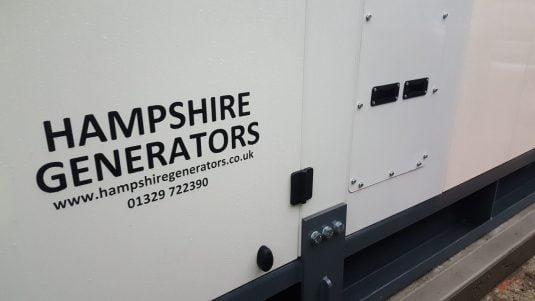 generator installation 1000kva