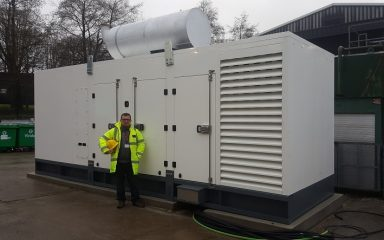 Diesel Generator installation UK