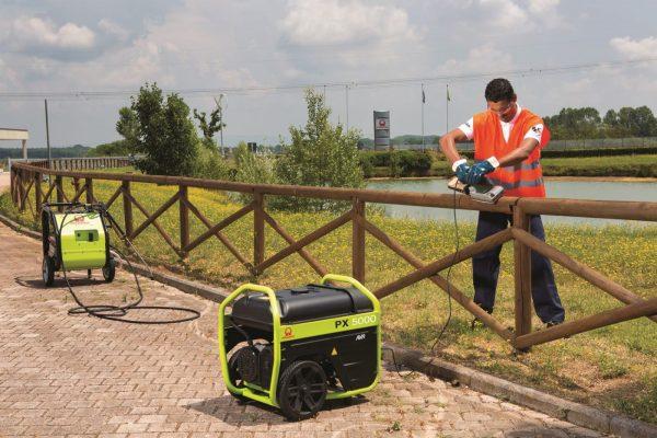 Pramac-PX-5000-Petrol-Generator-Lifestyle