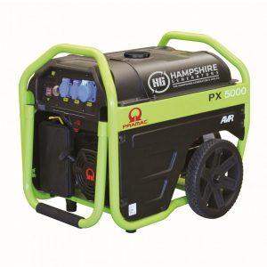 Pramac-PX5000-Petrol-Generator