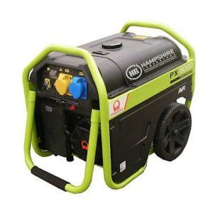 Pramac-PX8000-6kVA-230-110V-Petrol-Generator-Electric-Start