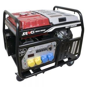 Senci SC13000-ii petrol generator