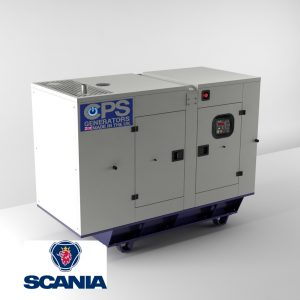 250kVA Diesel Generator / 275kVA Standby Scania AS250S