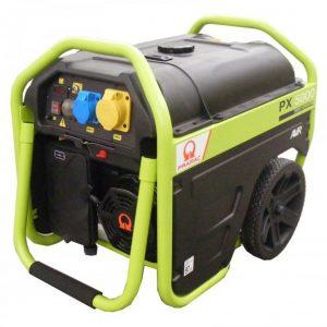 Pramac PX5000 4kVA petrol generator
