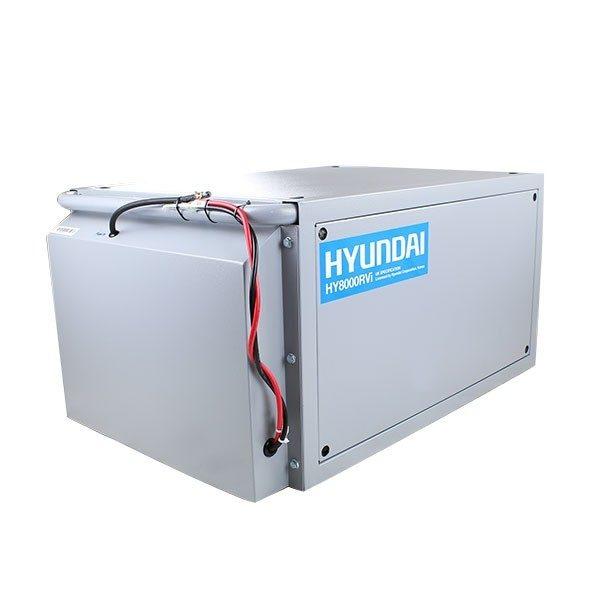 hy8000rvi petrol rv generator 7.5kw