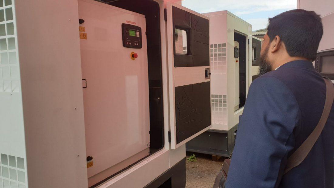 500kVA generator for sale UK