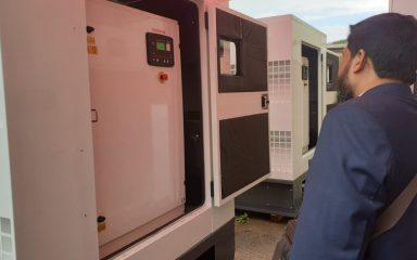 500kVA generator for sale UK