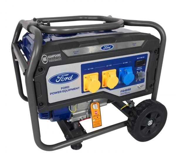 Ford-FG4650-Q-2.8KW-Electric-Start-Frame-Mounted-Petrol-Generator