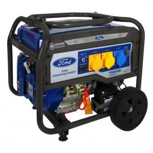 Ford-FG9250-Q-6KW-Electric-Start-Frame-Mounted-Petrol-Generator