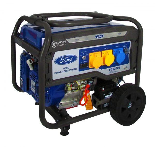Ford-FG9250-Q-6KW-Electric-Start-Frame-Mounted-Petrol-Generator