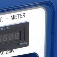 Ford-FG9250-Q-6KW-Electric-Start-Frame-Mounted-Petrol-Generator Volt Meter