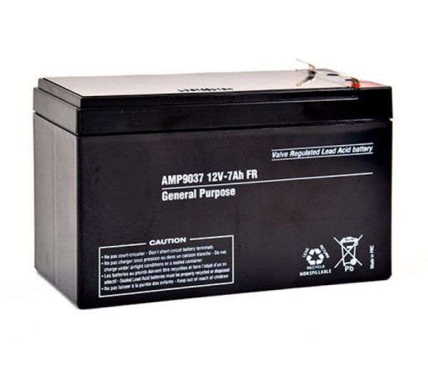 Generator Starter Battery Replacement