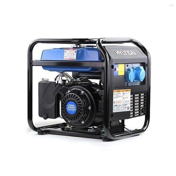 Hyundai HY3000ci petrol generator