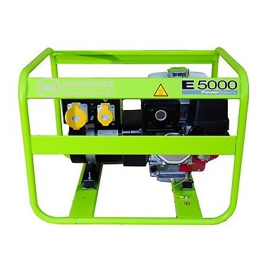 PRAMAC-E5000-4.6KW-230V-110V-PETROL-GENERATOR-RECOIL-START.