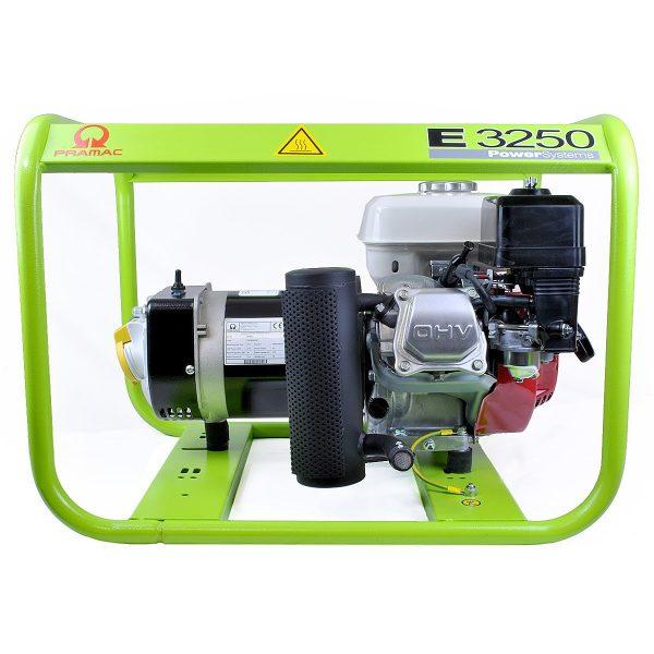 Pramac-E3250-Petrol-Generator-Side