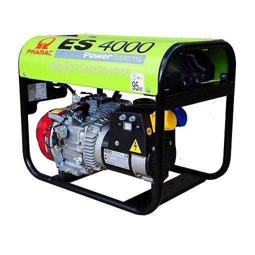 Pramac-ES4000-3.1kw-230V-110V-Long-Run-Petrol-Generator-Recoil-Star