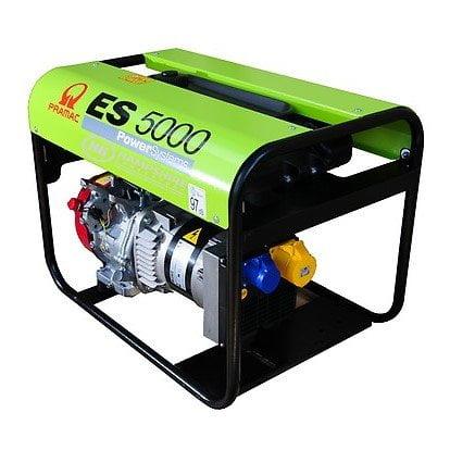 Pramac-ES5000-4.6kw-230V-110V-Long-Run-Petrol-Generator-Recoil-Start