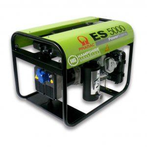 Pramac-ES5000-Petrol-Generator