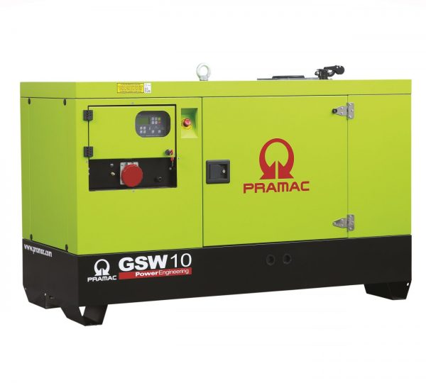 Pramac-GSW10P-Three-Phase-Generator