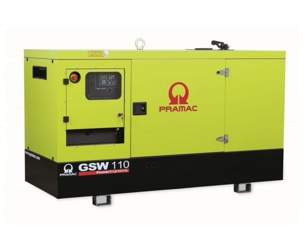 Pramac-GSW110P-Three-Phase-Generator