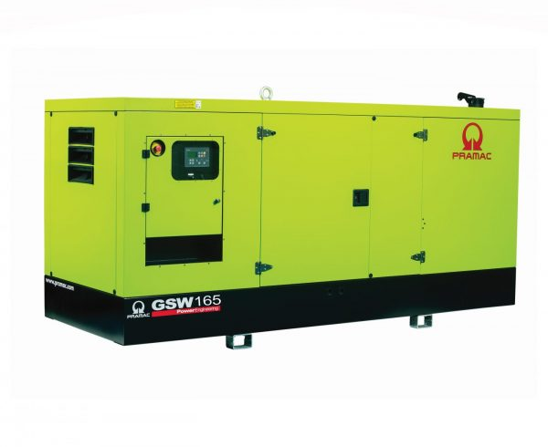 Pramac-GSW165P-Three-Pahes-Generator