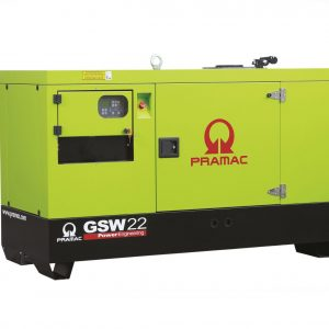 Pramac-GSW22P-Three-Phase-Generator