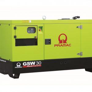 Pramac-GSW30P-Three-Phase- 30kva-Generator