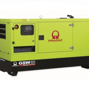 Pramac-GSW65P-Three-Phase-Generator