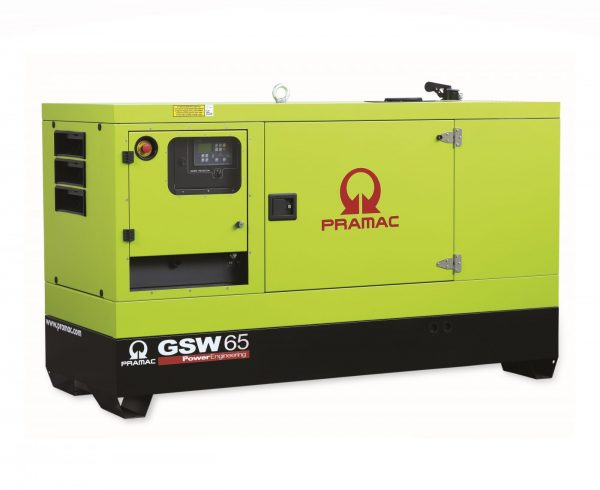 Pramac-GSW65P-Three-Phase-Generator