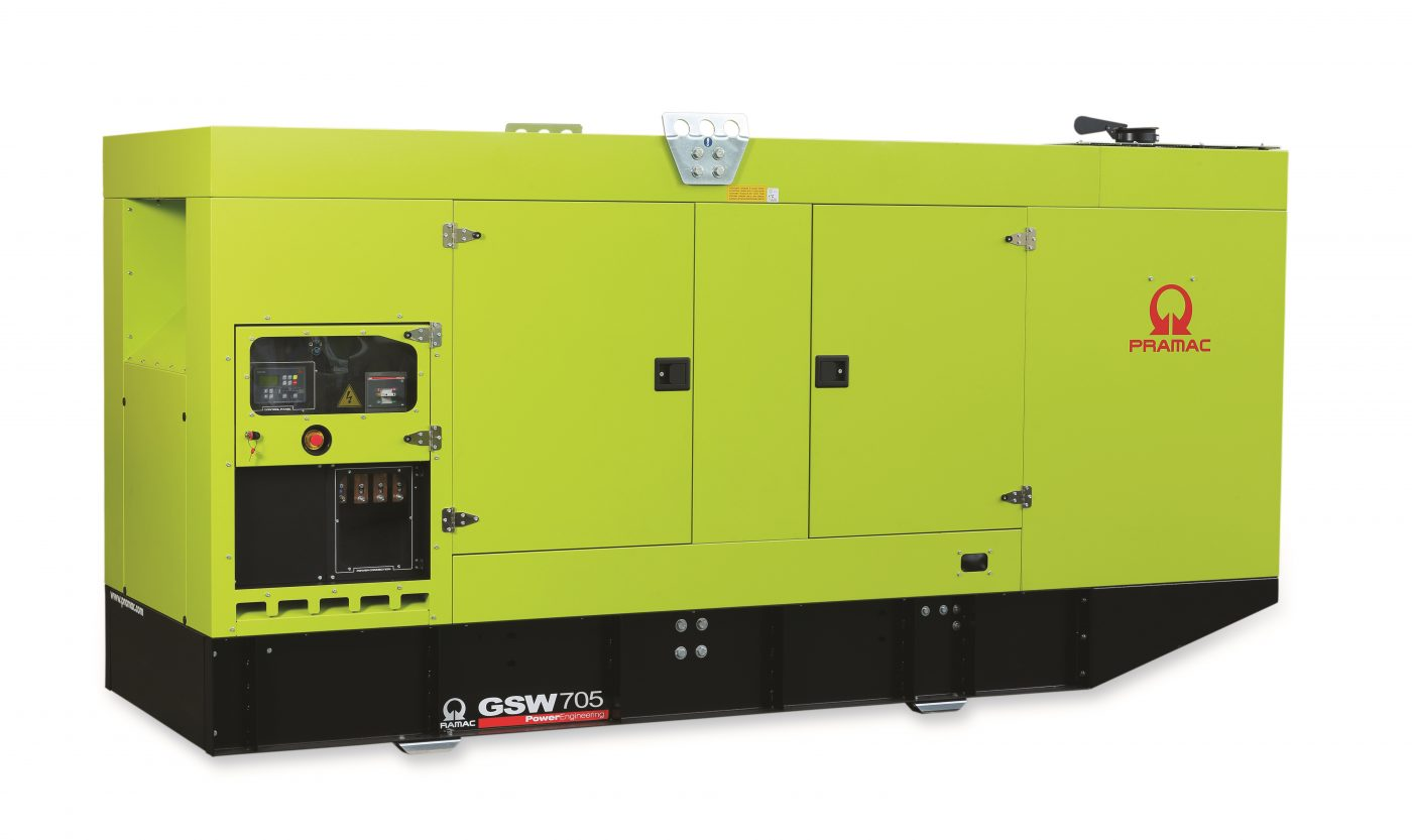 Pramac Standby Generators