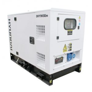 Hyundai-DHY9KSEm Single Phase Diesel Generator