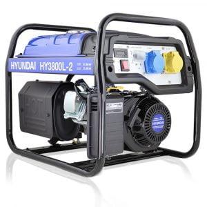 Hyundai HY3800L 2 Petrol Generator