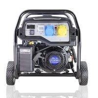 Hyundai HY3800LEK 2 3.2kW 4.00kVA Electric Start Site Petrol Generator Front