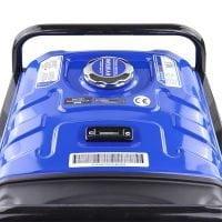 Hyundai HY3800LEK 2 3.2kW 4.00kVA Electric Start Site Petrol Generator Petrol Tank