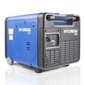 Hyundai HY4500SEI Petrol Generator